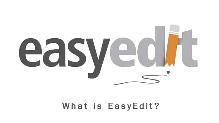 What is Easy Edit?